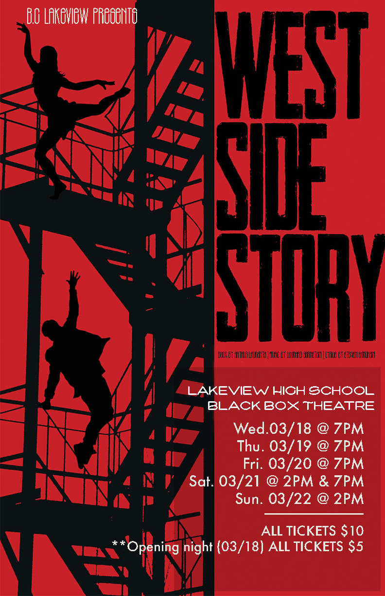 LHS Presents West Side Story